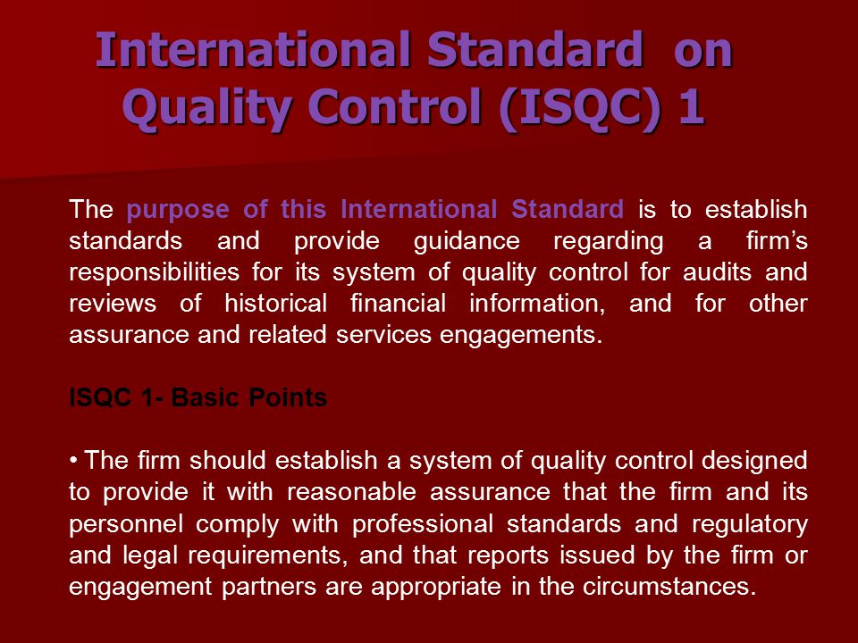 Institute of Certified Public Accountants of Kenya Institute of Certified Public Accountants of Kenya Acceptance and continuance of client relationships: Assess the Firm's capabilities, competence, resources - Consider whether Firm's  Personnel have knowledge of relevant industries  Personnel have experience with relevant regulatory or reporting requirements or can acquire the skills & knowledge effectively  Has sufficient personnel with the necessary capabilities and competence