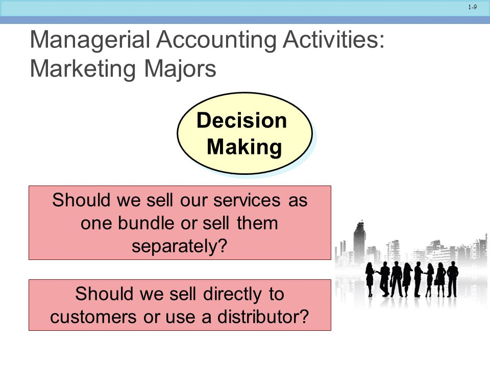 1-20 Managerial Accounting: Beyond the Numbers What net income should my company report to its stockholders.