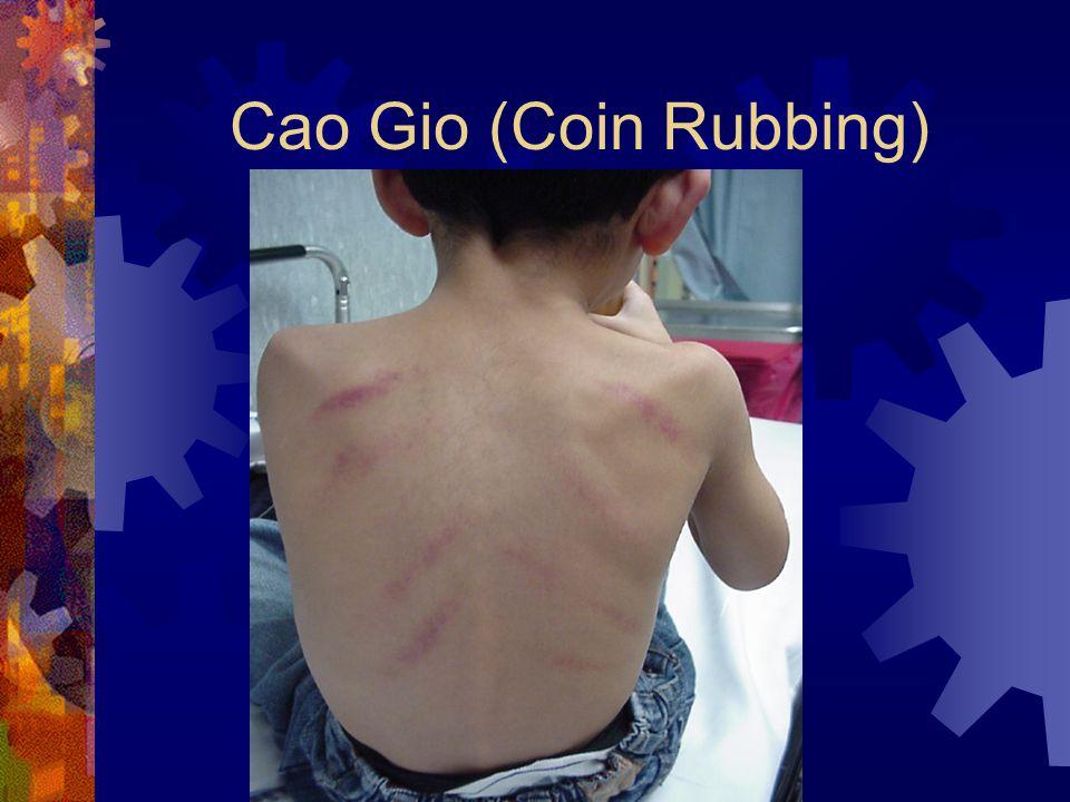 Cao Gio (Coin Rubbing)