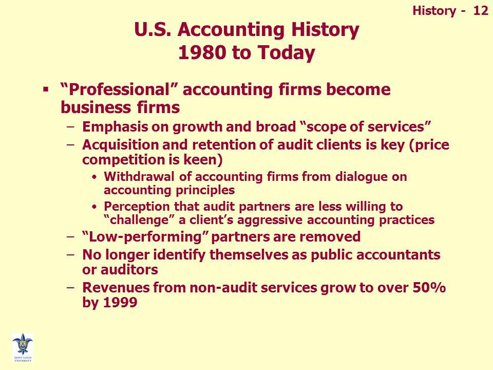 History - 12 U.S.
