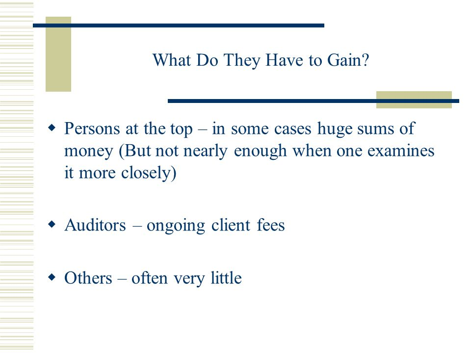 Conclusion  Best internal control for business  Hire Upstanding People