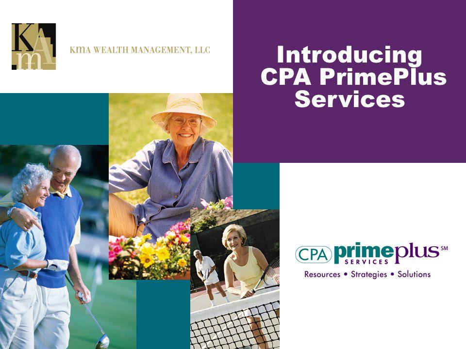 Introducing CPA PrimePlus Services