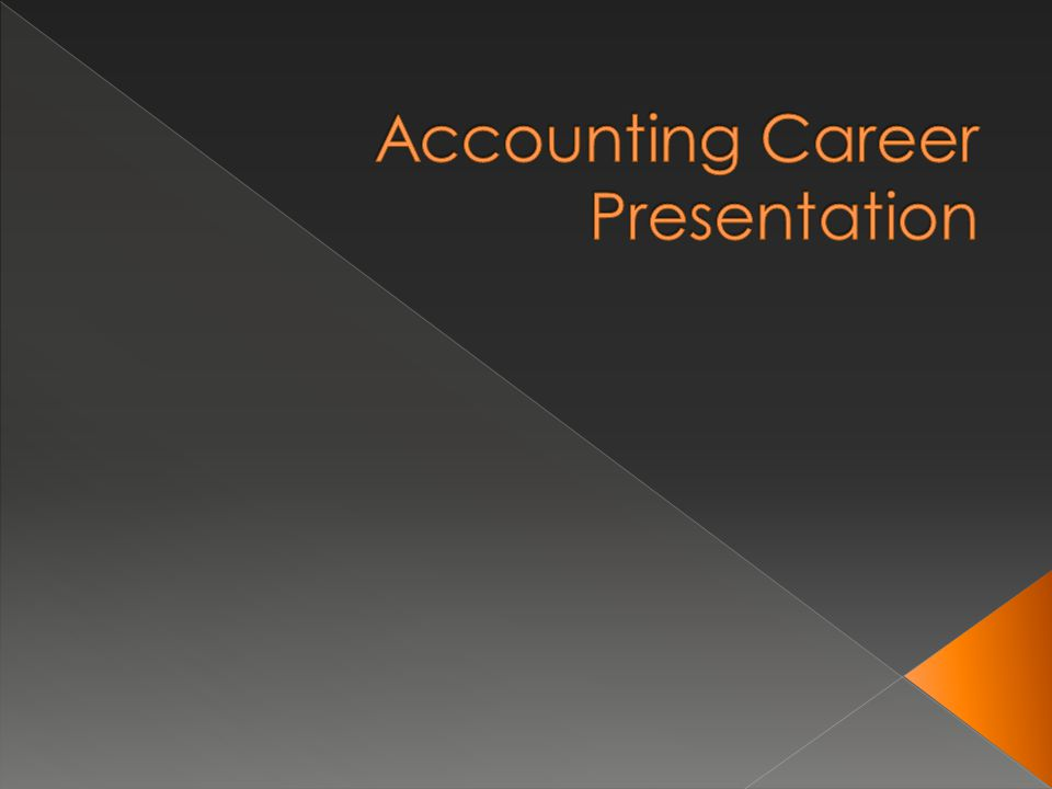  Information about accounting careers  What is a CPA.