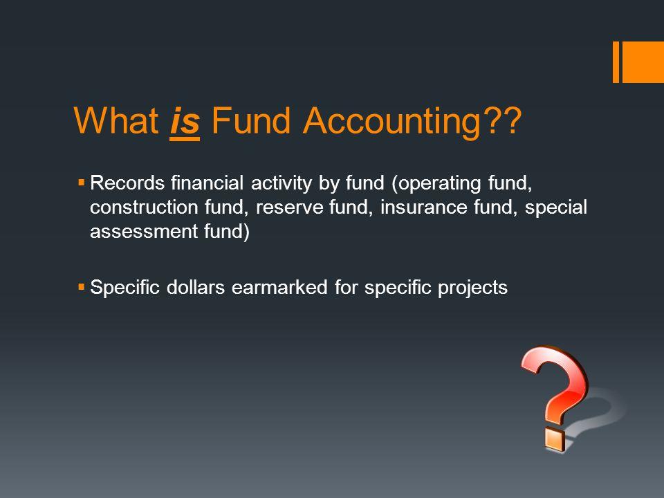 Sample Fund Balance Sheet