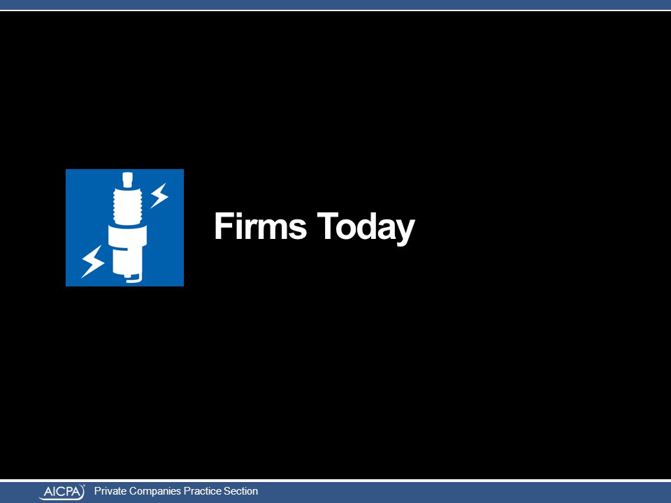 Private Companies Practice Section Firms Today