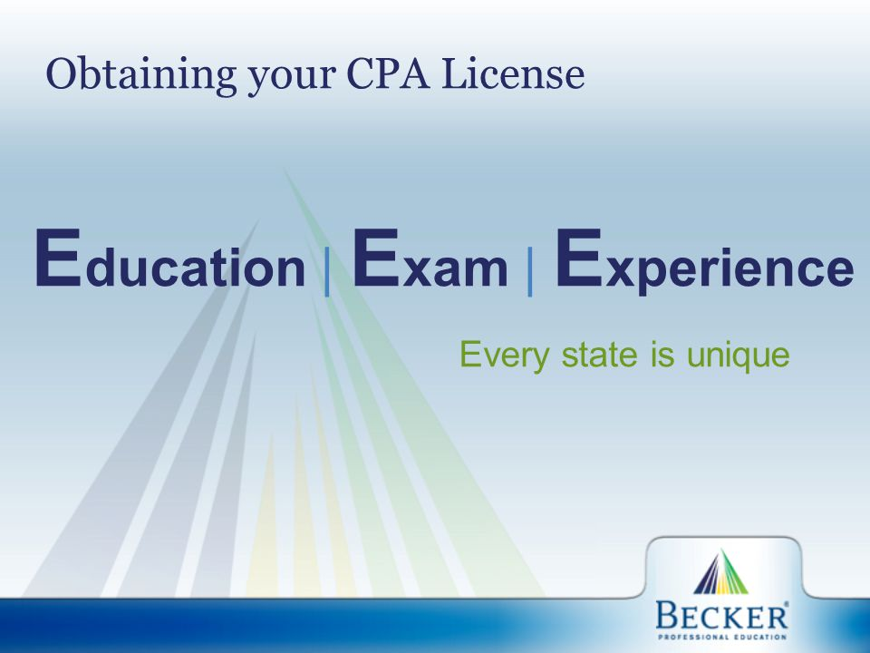 Interactive Tools on becker.com/cpa Complimentary Demo2011 Exam Tools