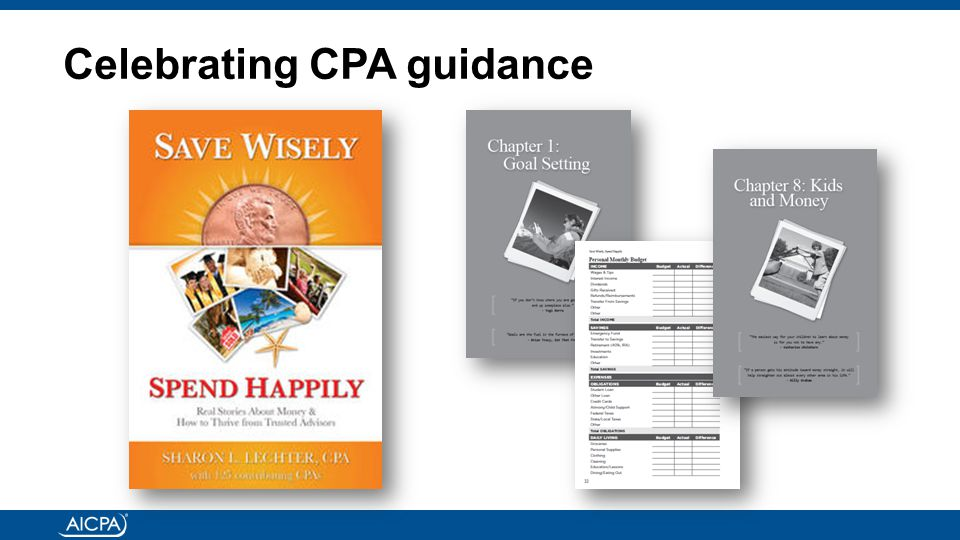Celebrating CPA guidance