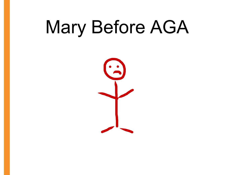 No really-After AGA