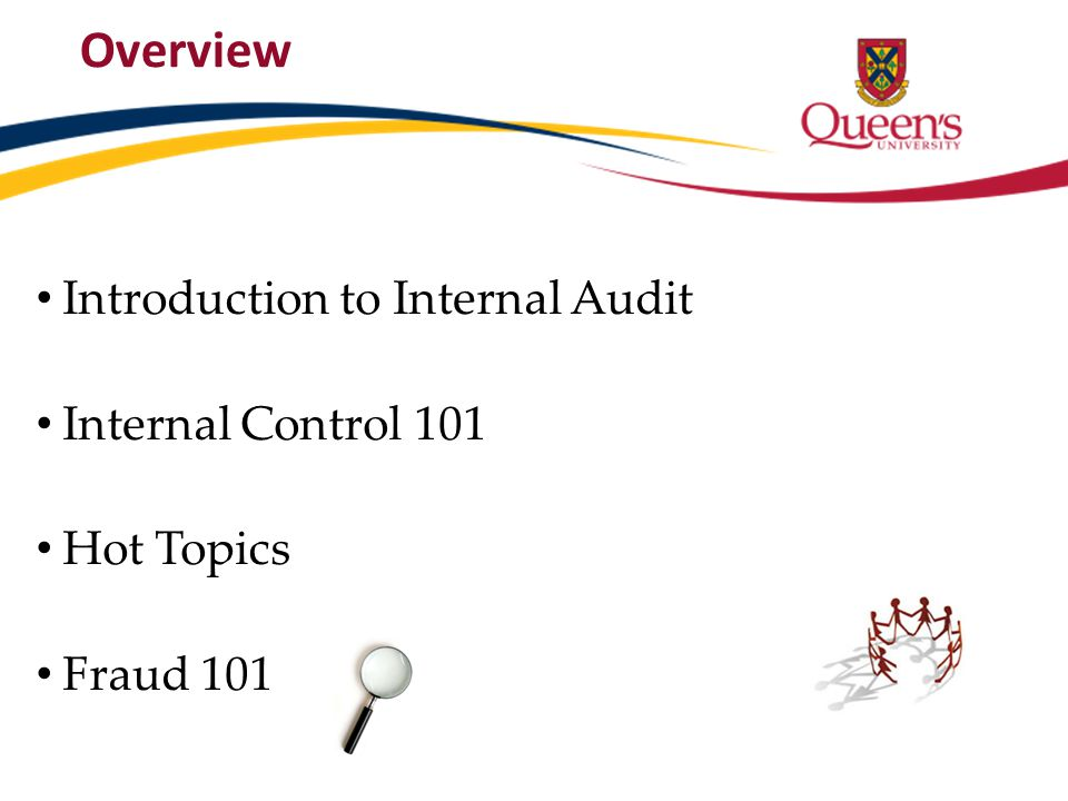 Internal Control at Home Lock your home and vehicle.