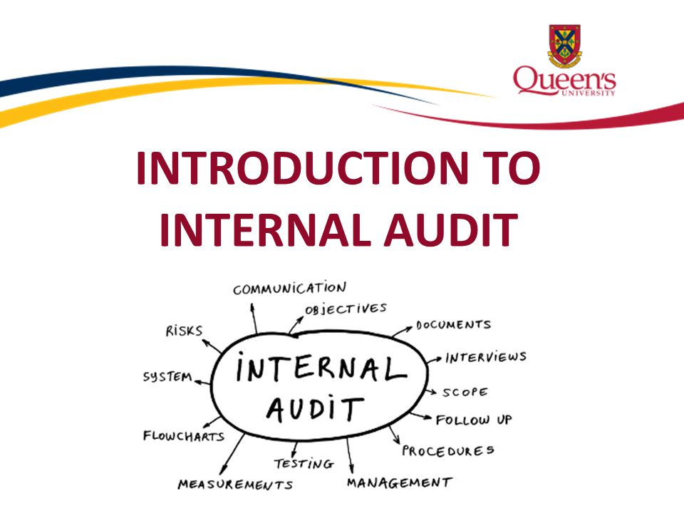 Workshop Conclusion Internal Audit Who we are, what we do and how Internal Control Definitions, uses, techniques, 'SOAPSPAM' Fraud Definitions, typical frauds, red flags, what to do