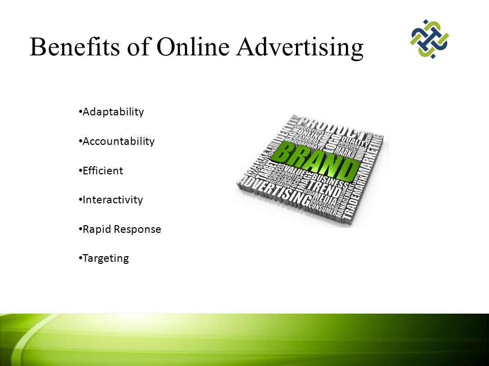 Internet Advertising Glossary Ad Spot- a designated location on a web page for advertisements.