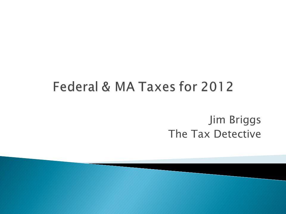 Jim Briggs The Tax Detective