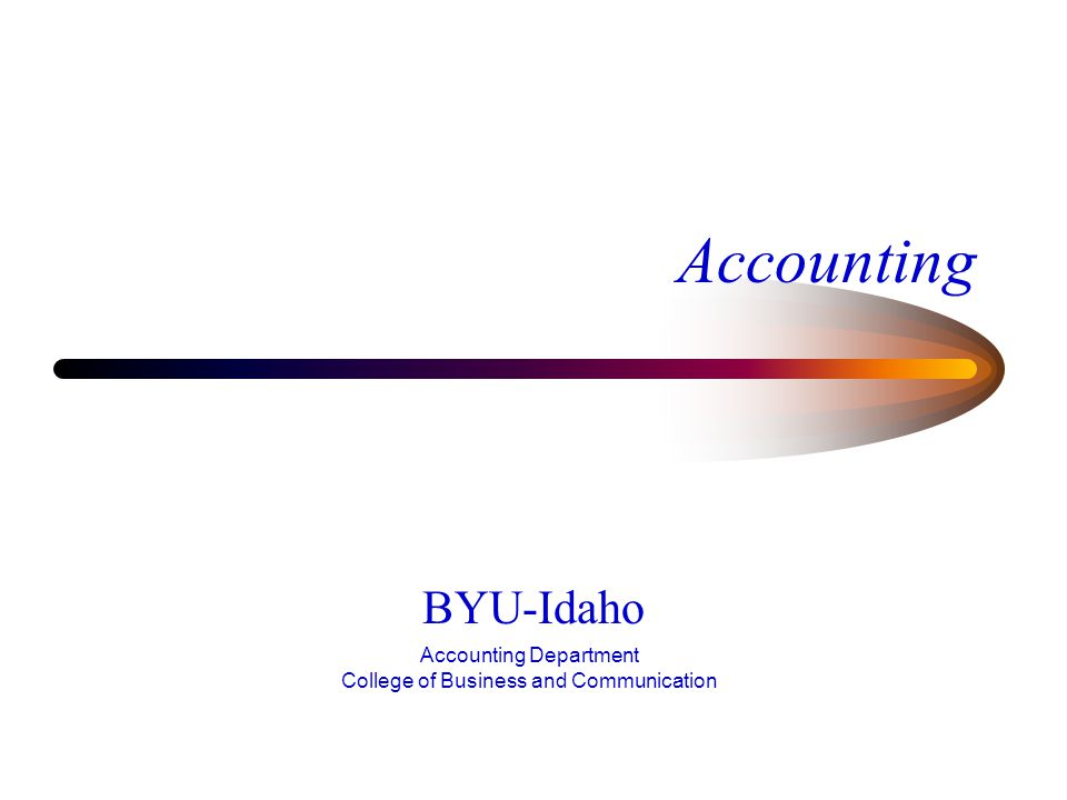 What Can I Do With An Accounting Degree.