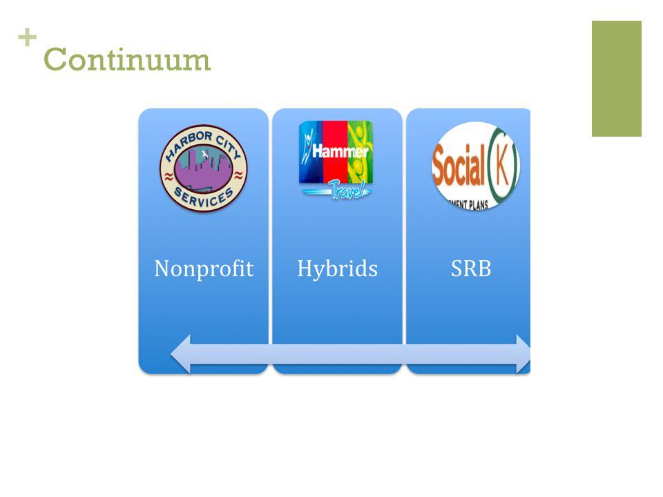 + Continuum Nonprofit
