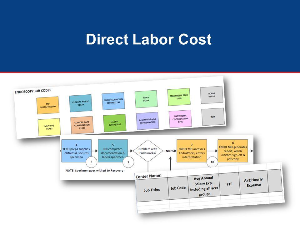 Direct Labor Cost