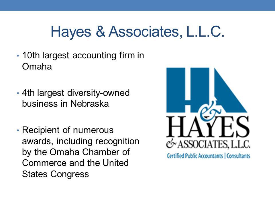Hayes & Associates, L.L.C.