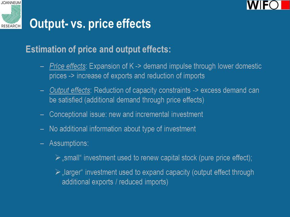Output- vs.