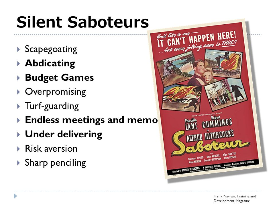 Silent Saboteurs  Spectacular scandals account for only about 10% of the business losses attributable to poor ethical behavior.  The other 90% accou