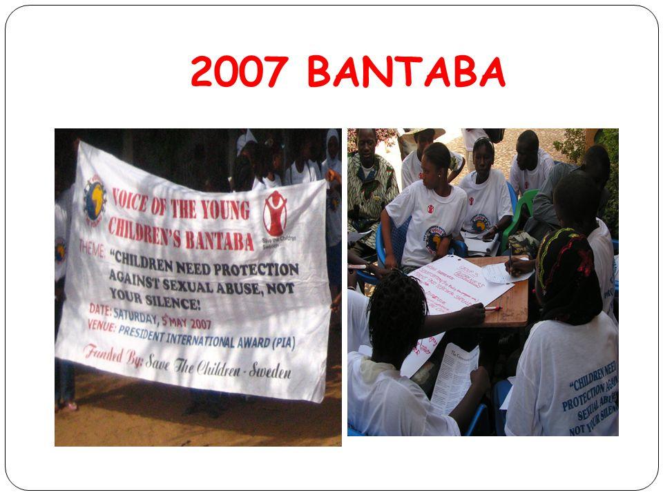 2007 BANTABA