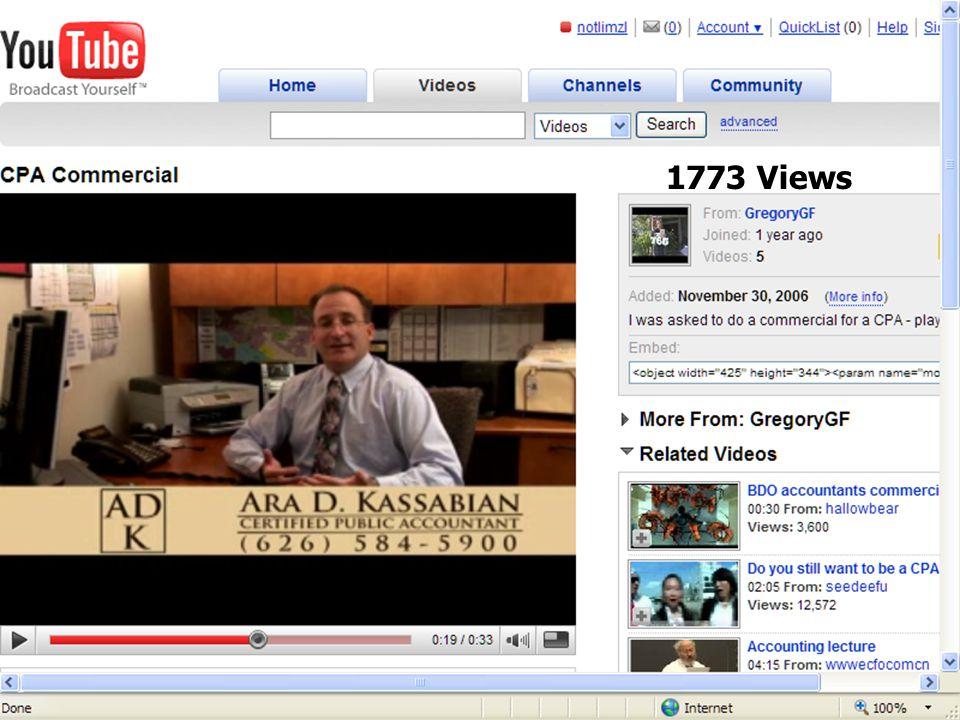 1773 Views