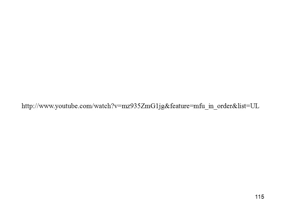 115 http://www.youtube.com/watch v=mz935ZmG1jg&feature=mfu_in_order&list=UL