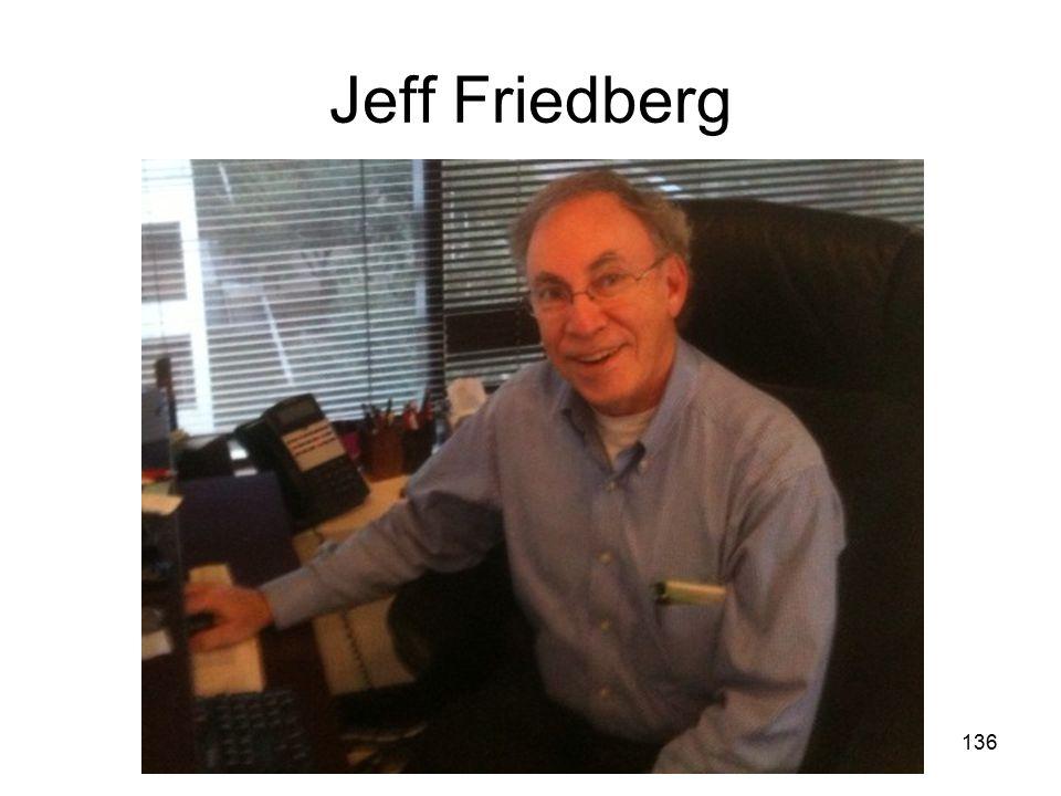 136 Jeff Friedberg