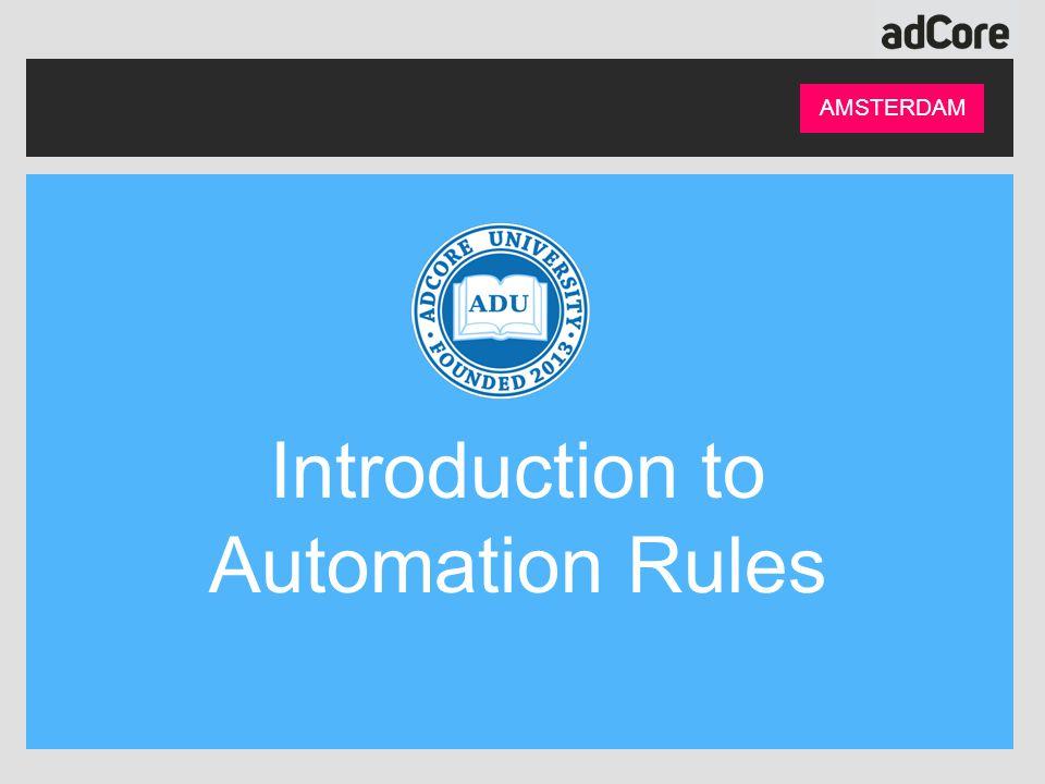 Example Rule 2 AMSTERDAM