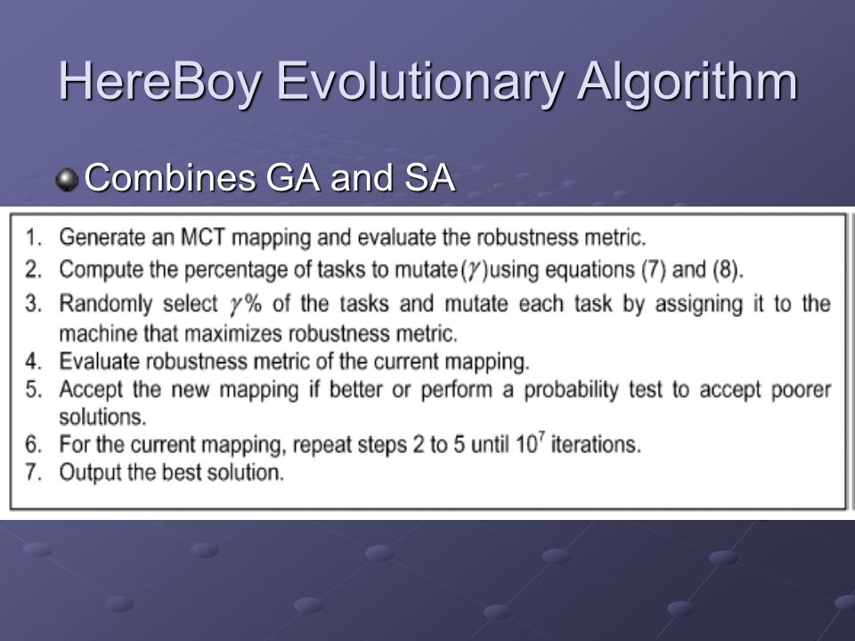 HereBoy Evolutionary Algorithm Combines GA and SA