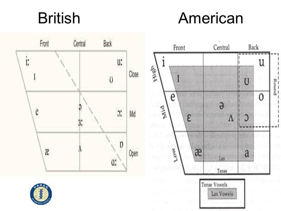 16 BritishAmerican