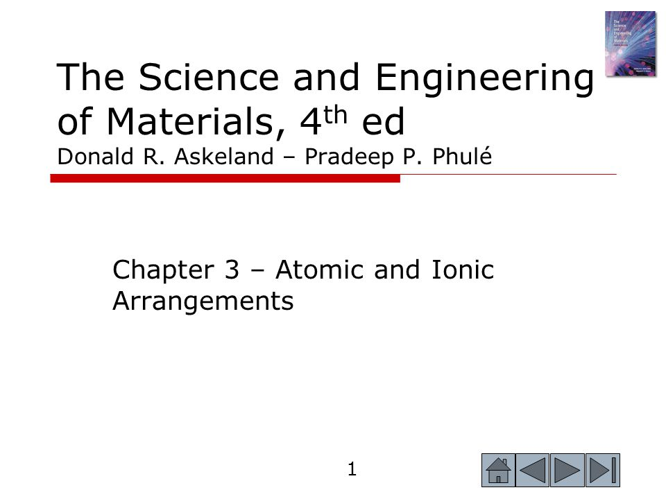 2 Objectives of Chapter 3  To learn classification of materials based on atomic/ionic arrangements  To describe the arrangements in crystalline solids based on lattice, basis, and crystal structure