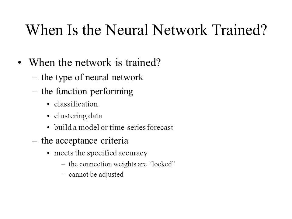 Avoiding Over-training Over-training – 같은 pattern 을 계속적으로 학습 –cannot generalize – 새로운 pattern 에 대한 처리 – switch between training and testing data