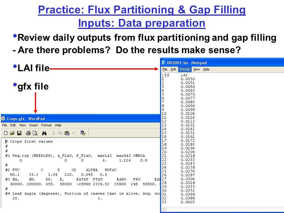 Practice: Parameter Estimation Examples: Takayama, Japan