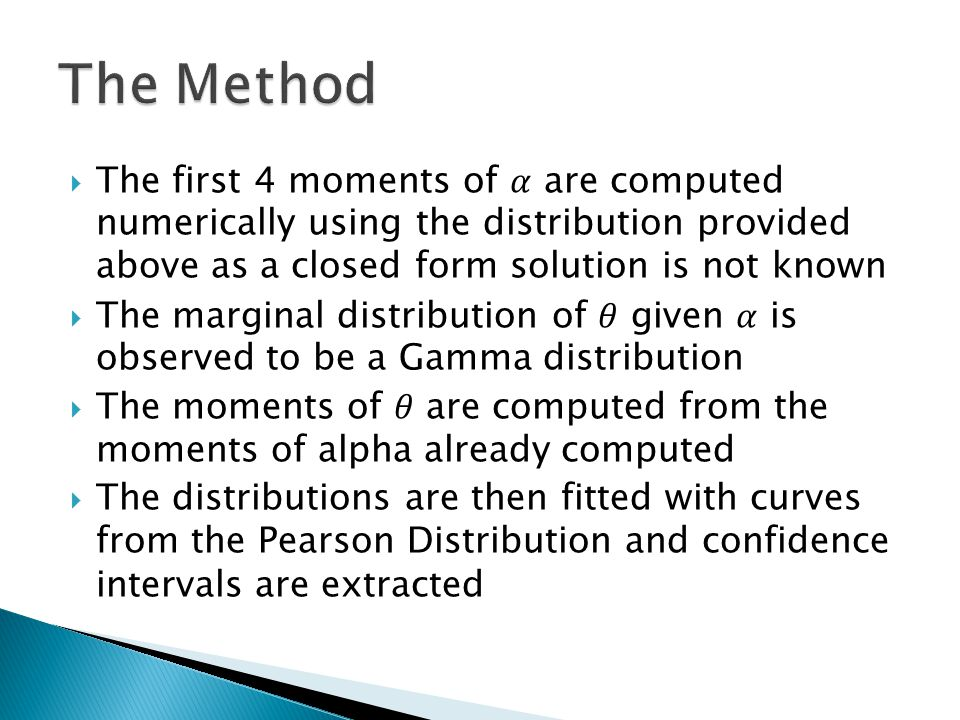  Bayesian Analysis of the Two-Parameter Gamma Distribution by Robert B.