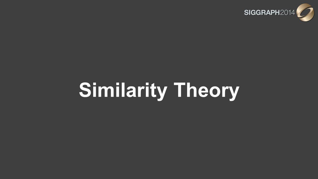Similarity Theory