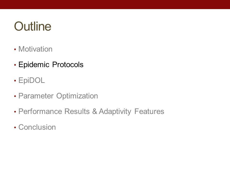 Performance Results & Adaptivity Features Range Adaptivity (con't):