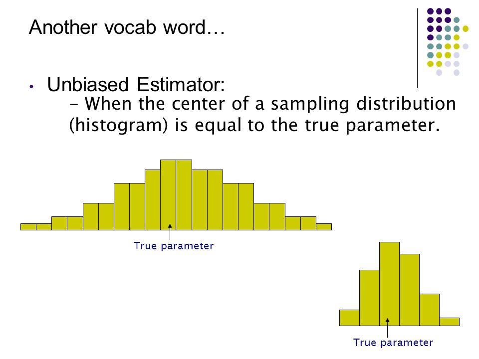 * To reduce bias… use random sampling * To reduce variability… use larger samples!