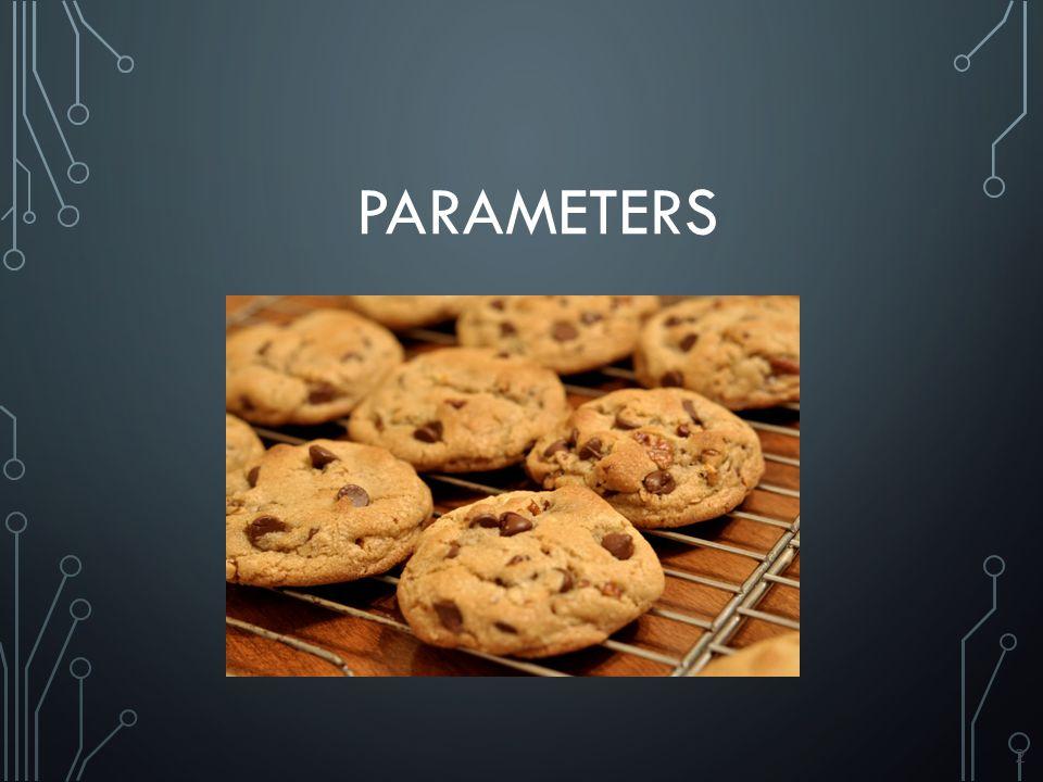 2 PARAMETERS