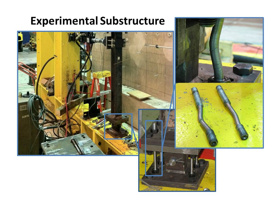 Experimental Substructure