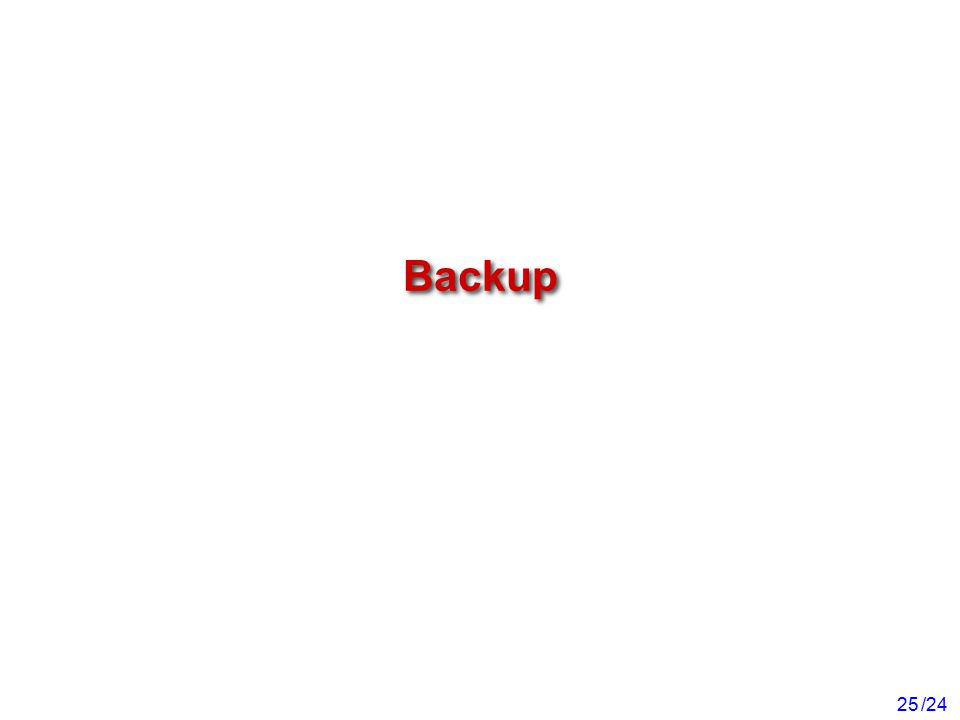 /24 Backup 25