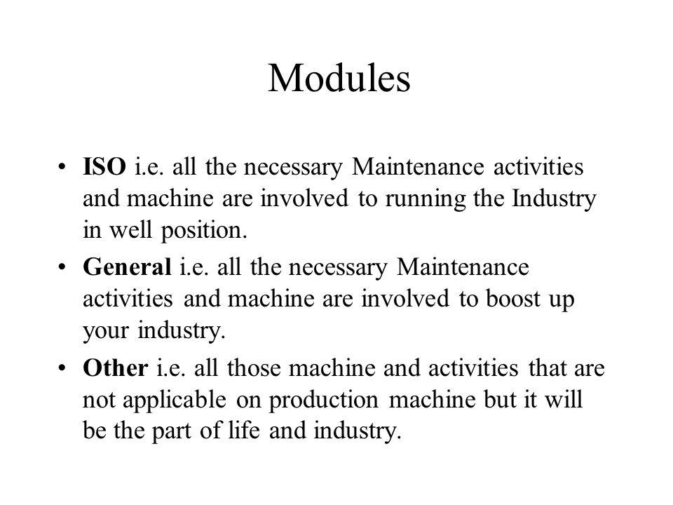 Unit Each Parameter have its different unit like : RPM MPM No. Kg Feet Mm etc