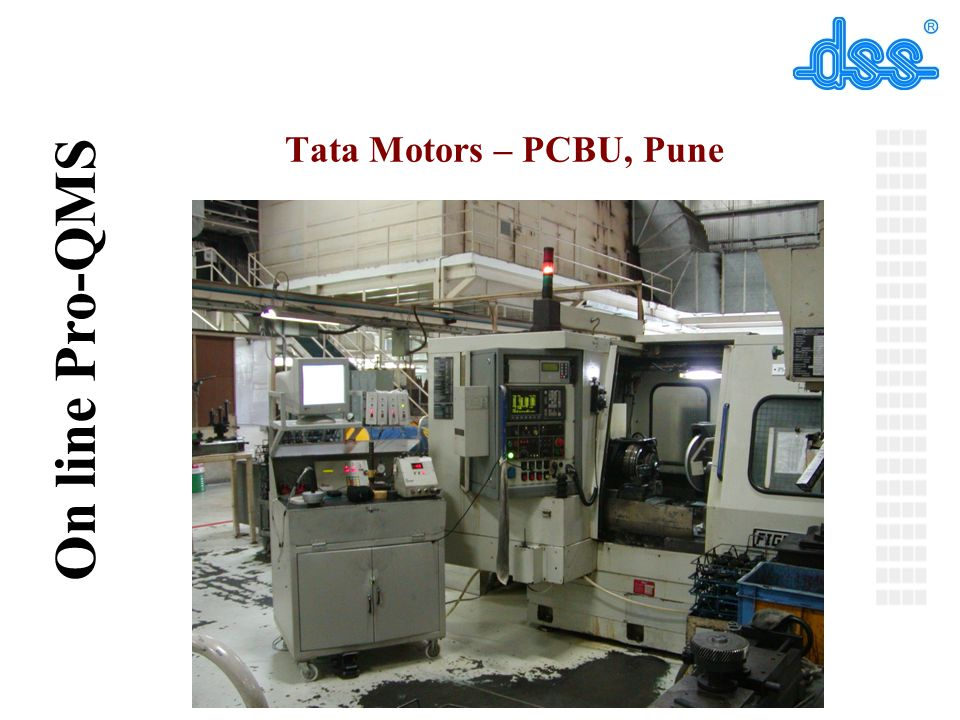 © On line Pro-QMS Tata Motors – PCBU, Pune