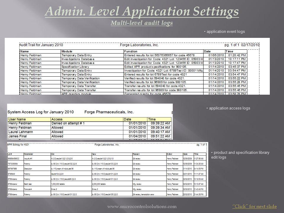 www.microcontrolsolutions.com Admin.