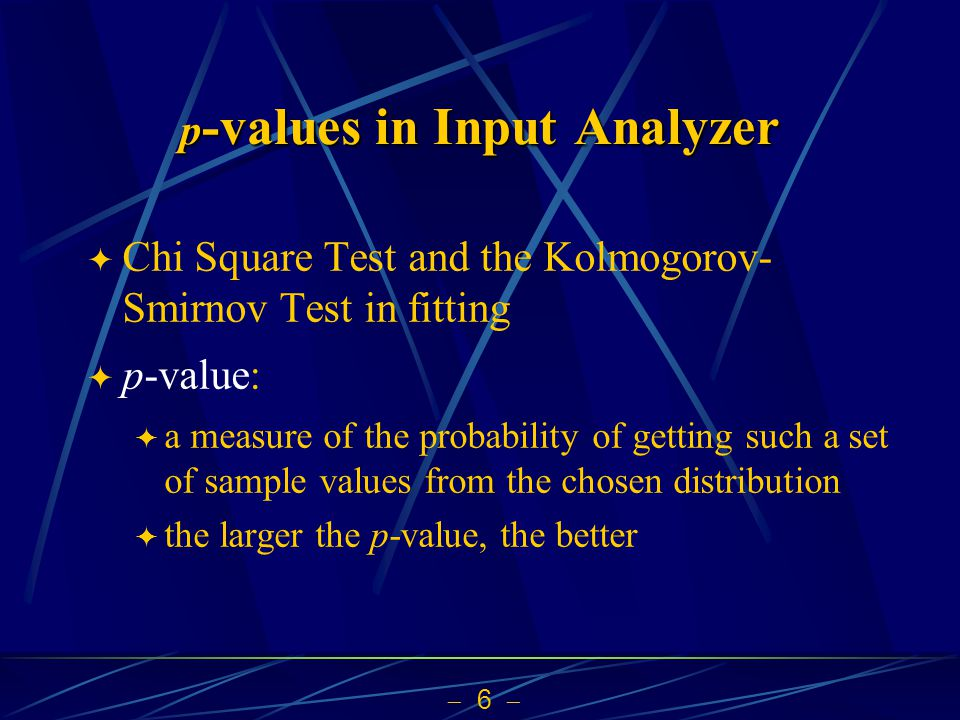  7  Generate Random Variates by Input Analyzer  new file in Input Analyzer  Choose File/Data file/Generate New  select the desirable distribution  output expo.dstexpo.dst  changing expo.dst to expo.txt