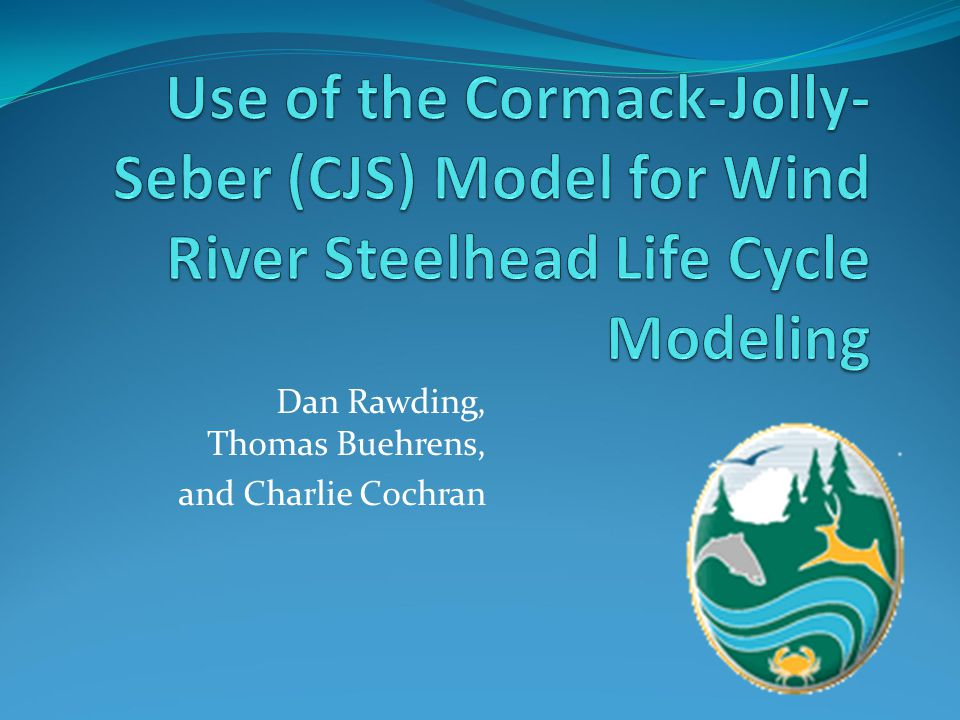 Dan Rawding, Thomas Buehrens, and Charlie Cochran