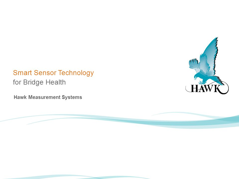 Hawk Measurement Systems Smart Sensor Technology for Bridge Health