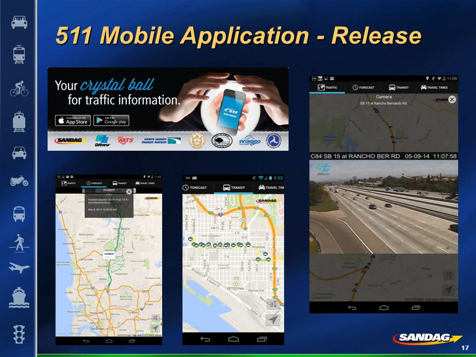 17 511 Mobile Application - Release 17