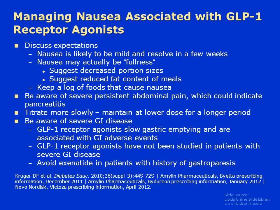 Slide Source: Lipids Online Slide Library www.lipidsonline.org Kruger DF et al. Diabetes Educ. 2010;36(suppl 3):44S-72S | Amylin Pharmaceuticals, Byet