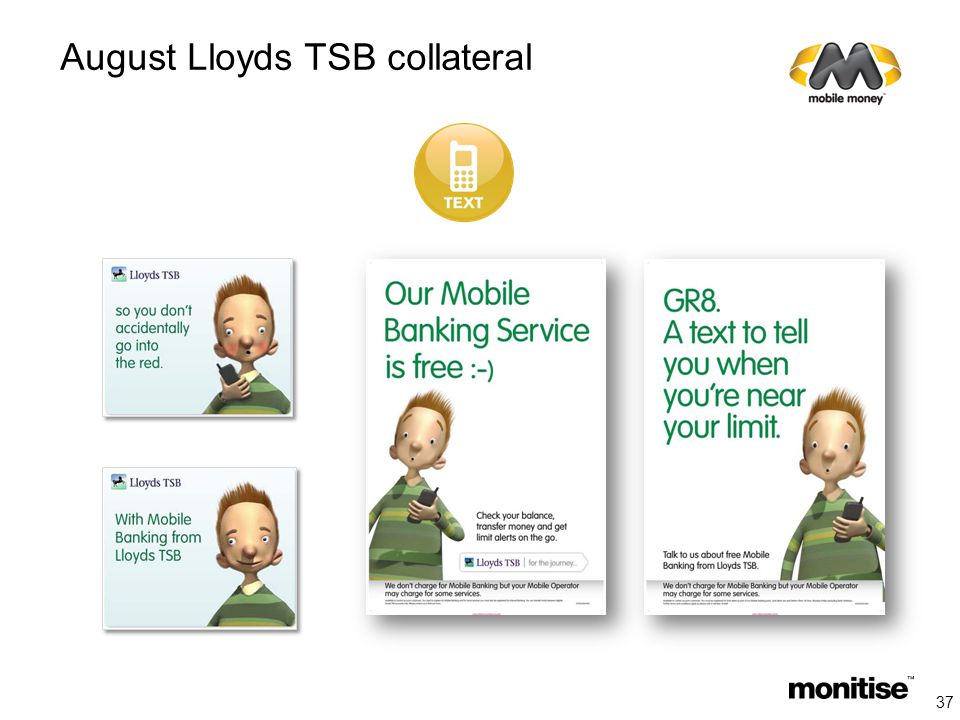 August Lloyds TSB collateral 37