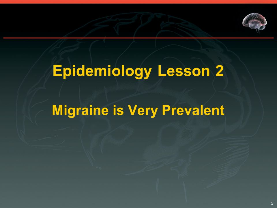 16 The Economic Burden of Migraine - Migraine is Costly to Society Annual Cost in the US  $14.5 Billion Annually (1998) Hu H et al.