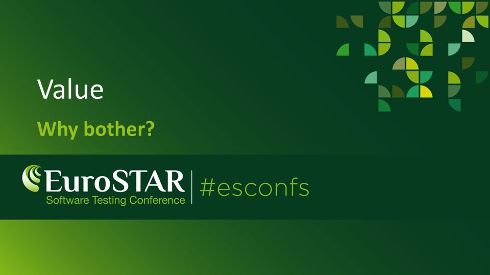 www.eurostarconferences.com Observe the Behaviours Application Ecosystem Keys & GesturesNetwork Traffic